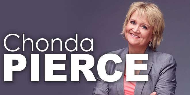 Comedian Chonda Pierce gets candid about depression, offers useful tips during lockdown.
