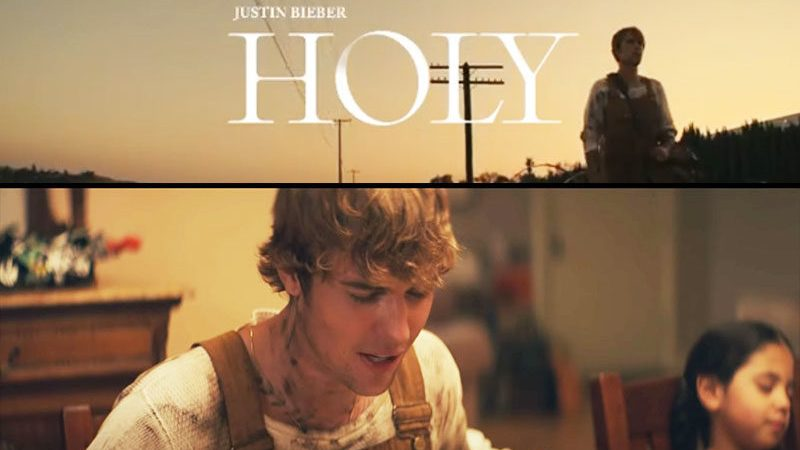 Justin Bieber's new single 'Holy' with Chance the Rapper Highlights faith and marriage