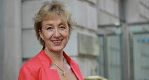 "ANDREA LEADSOM: ""I am a Christian and I am proud of it"""
