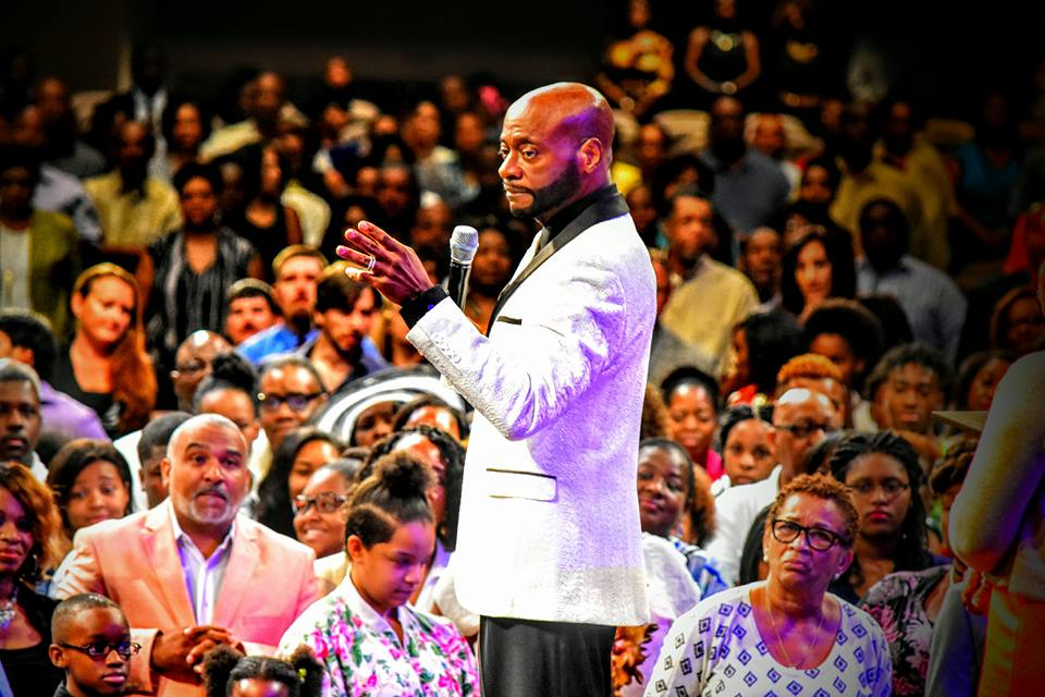 IS BISHOP EDDIE LONG OK?
