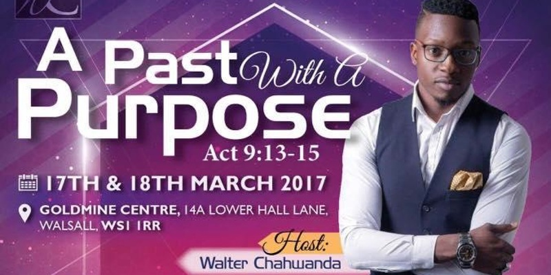 A Past With A Purpose Conference
