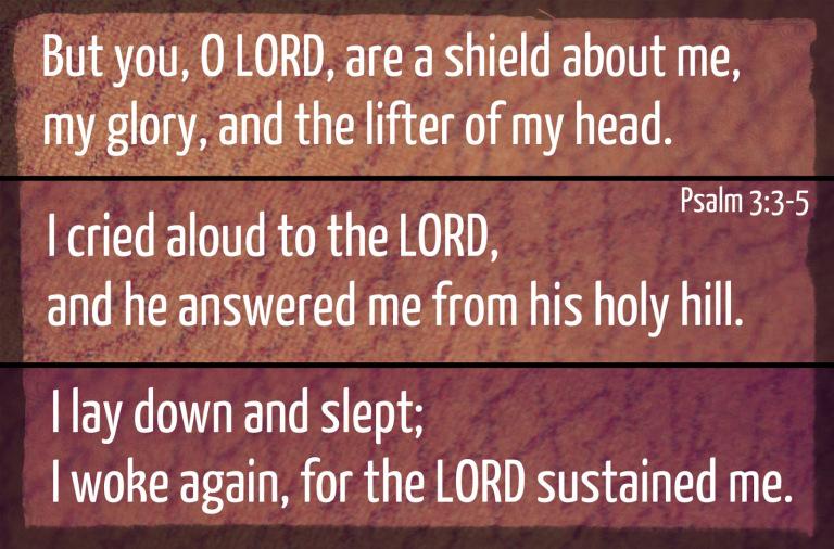David's Prayer for Deliverance