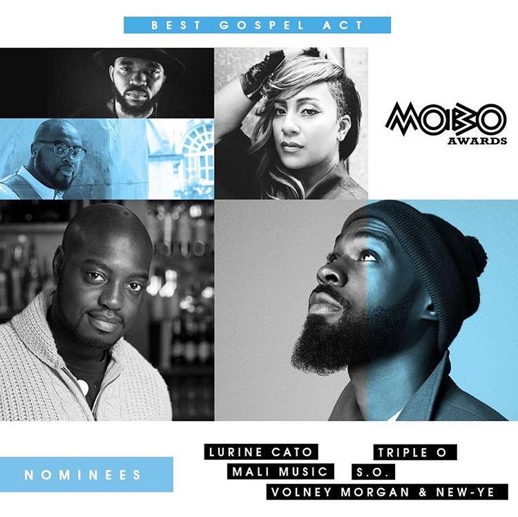 Best Gospel Act MOBO Nominees Announced!