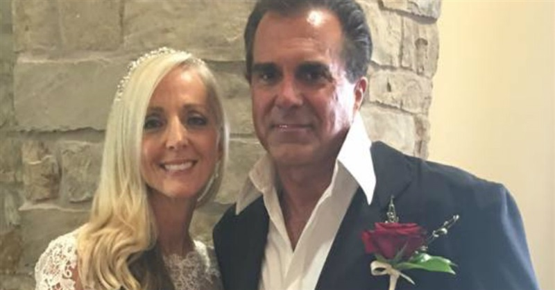 Christian Singer Carman Now Married and Cancer Free!