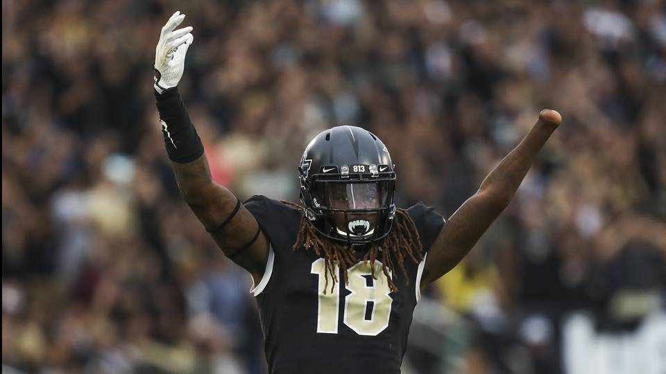 2018 NFL Draft: UCF's Shaquem Griffin invited to combine