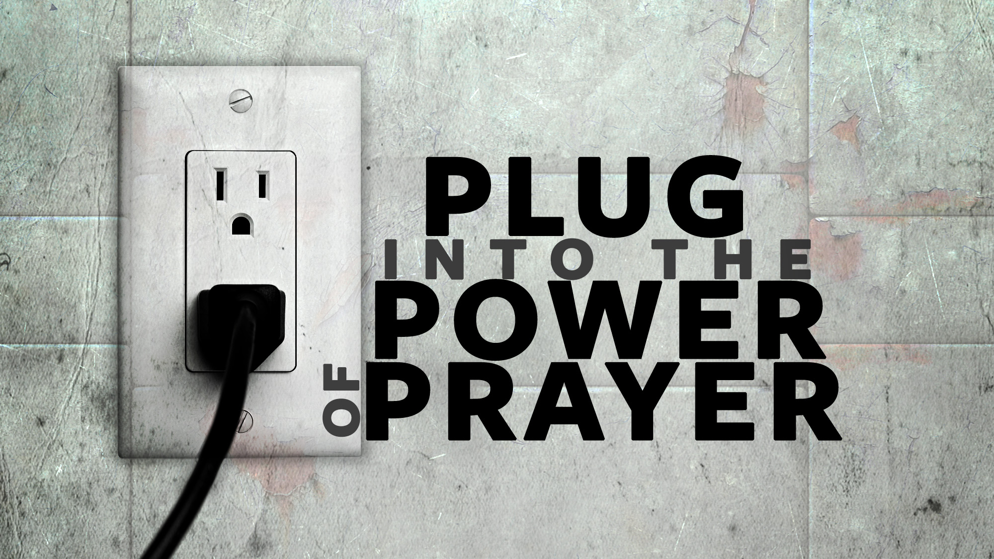 The Power of Prayer in Times of Trouble.