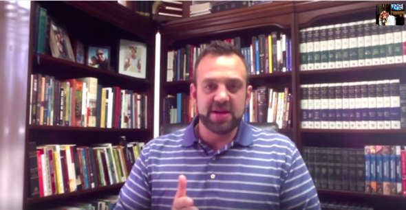 Benny Hinn's Nephew on How to Reach Loved Ones Deceived by False Gospel