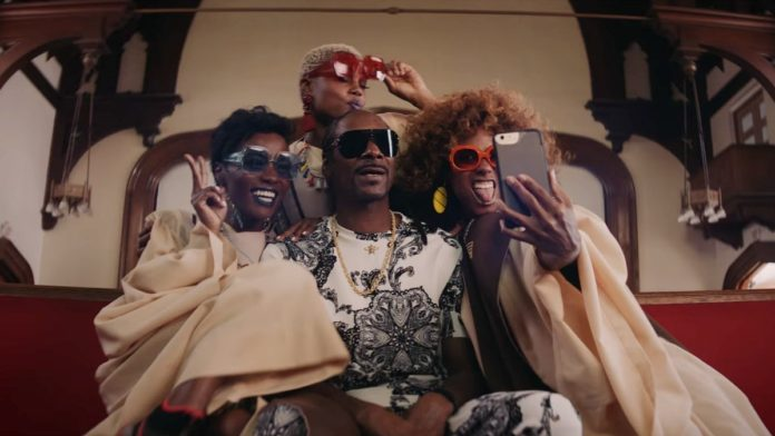 Snoop Dogg's First Christian Music Video Out Now.
