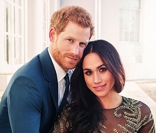 Actress and Soon to be Royal, Meghan Markle has been baptised by the Archbishop of Canterbury