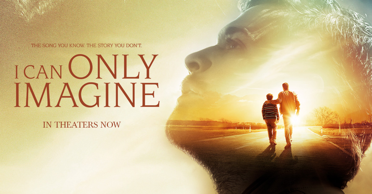 'I Can Only Imagine' Movie Top Seller (Box Office Smash Hit)