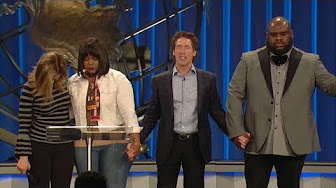 Joel Osteen Emotional When John Gray Announces His Move to Relentless