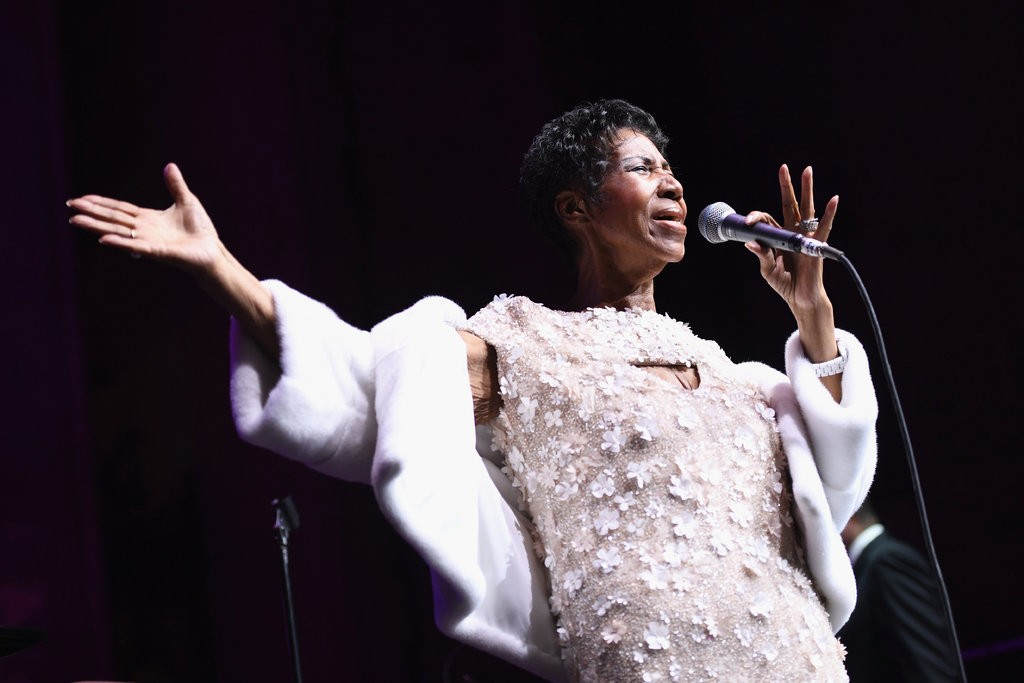 "Aretha Franklin's family are ""asking for prayers"" as she battles an unknown illness."