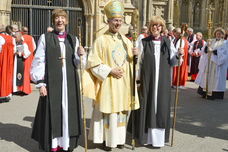 Bishop Anglican Image Credit Getty