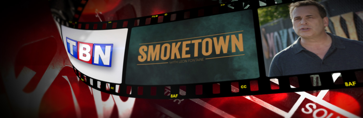 Smoketown is the New MUST WATCH @TBNUK Christian series Premiering Tonight