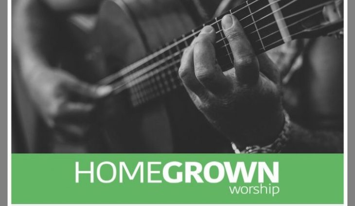 This week's release Handpicked by Homegrown Worship introduces Birmingham-based gospel songwriter and worship leader, Michael Davis