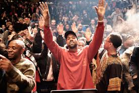 Kanye West Christian Music Project Not a Hoax Apparently and He is Now also Leading his Edition Of Sunday Service