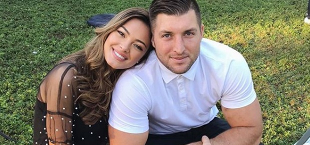 Tim Tebow and his bride to be Miss Universe Demi Nel-Peters saving sex for wedding night