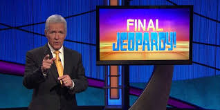 Alex Trebek Says He's on the Mend, Back at 'Jeopardy!'
