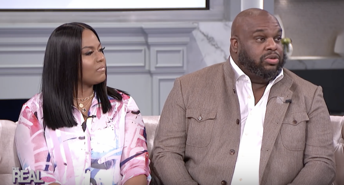 Pastor John Gray addresses cheating rumors on 'The Real,' says he only had an 'emotional affair'