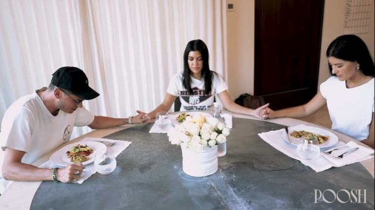 Kourtney Kardashian asks Pastors Chad and Julia Veech how to share faith with her kids