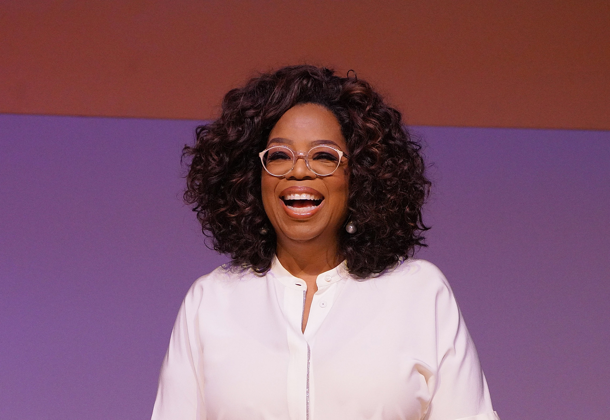 Oprah says the world is missing the provision of a core moral center and Churches used to provide that.