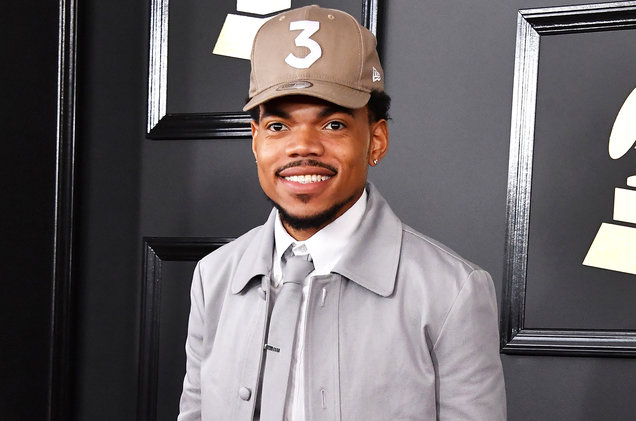 Chance the Rapper tells Ellen DeGeneres that Jesus is the reason he gives.
