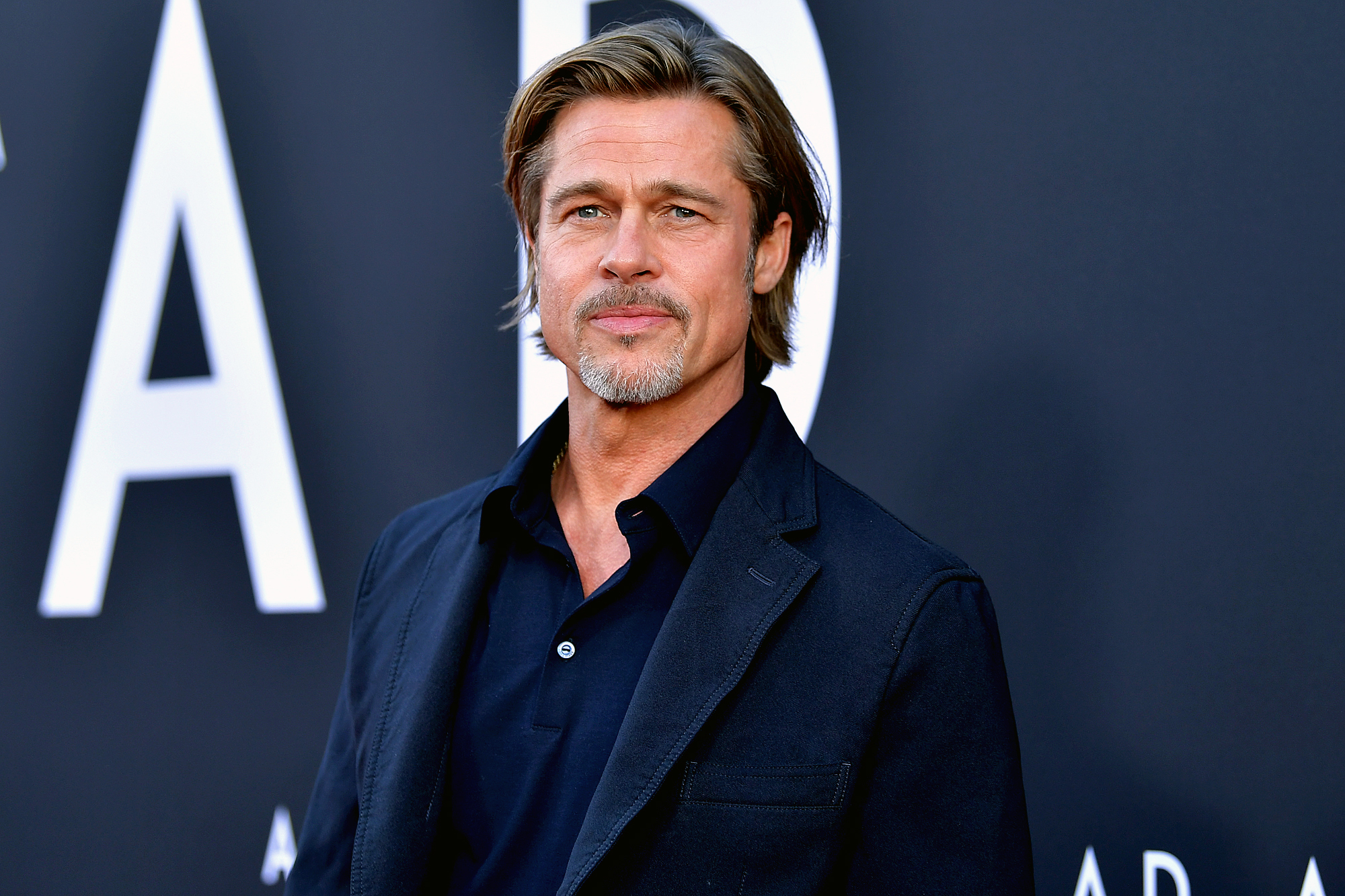 Brad Pitt no longer identifies as atheist, says he was just being 'rebellious'.