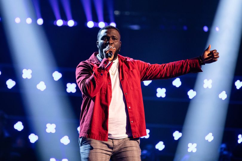 Christian Artist Zion Makes it onto The Voice.