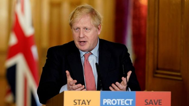 #Coronavirus: U.K Prime Minister admitted to hospital over virus!