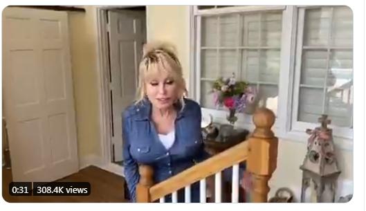 Coronavirus, 'God is Teaching us Lessons' Keep the Faith Says Dolly Parton