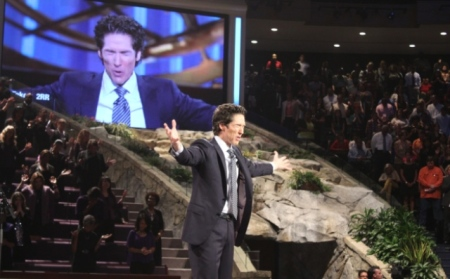 Joel Osteen's Houston megachurch cancels public Sunday service over coronavirus