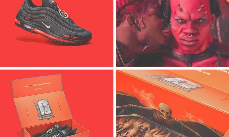 Nike wins court bid over 'Satan Shoes' with human blood
